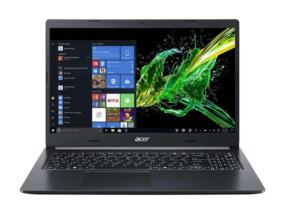"Acer Aspire 5 - 15.6"" Laptop Intel Core i5 8265U 1.60 GHz 8GB RAM 512GB SSD Windows 10 Home | A515-54G-54QQ"