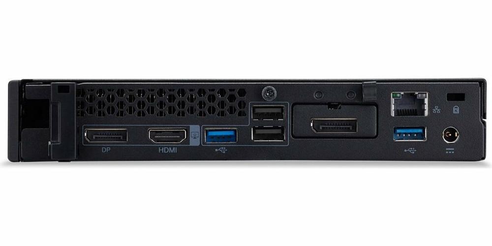 Acer Veriton N Desktop Intel Core i3-8100T 3.10GHz 8GB Ram 128GB SSD Windows 10 Pro | VN4660G-I3810TS2