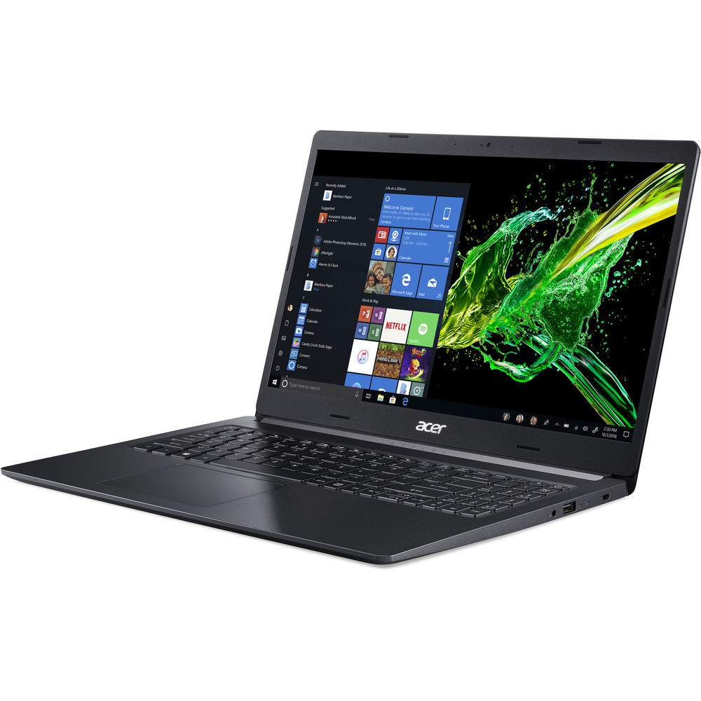 "Acer Aspire 5 - 15.6"" Laptop Intel Core i3 8145U 2.10 GHz 4GB RAM 128GB SSD Windows 10 Home S 