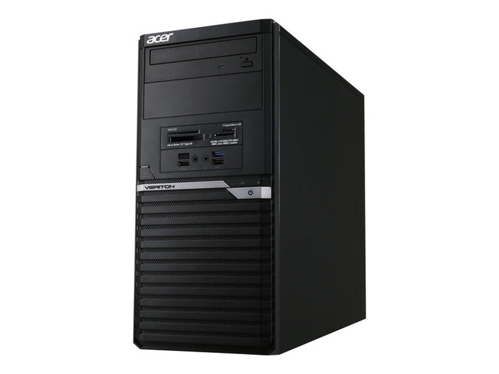Acer Veriton M Desktop Intel Core i5-8400 2.80 GHz 8GB RAM 1 TB HDD Windows 10P | VM4660G-I5840H1