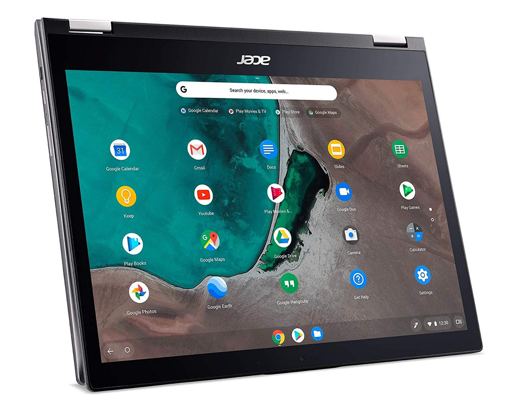 "Acer Chromebook Spin 13 - 13.3"" Intel Core i3-8130U 2.20GHz 4GB Ram 128GB Flash Chrome OS 