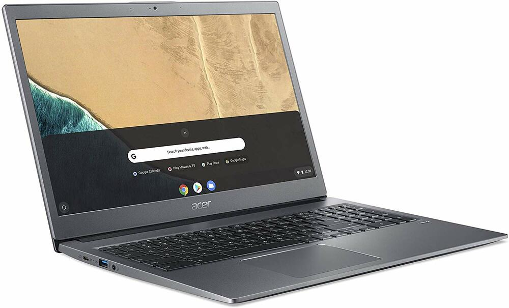 "Acer Chromebook 715 - 15.6"" Intel Core i3-8130U 2.2GHz 4GB Ram 128GB Flash Chrome OS | CB715-1WT-39HZ"