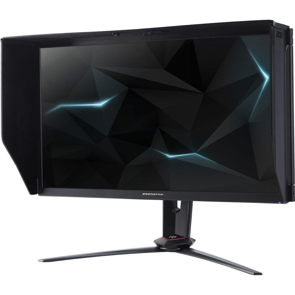 "Acer Predator XB3 - 27"" Monitor 4K UHD 3840x2160 120Hz 16:9 4ms GTG 350 Nit IPS   XB273K Sbmiprzx   Scratch & Dent"