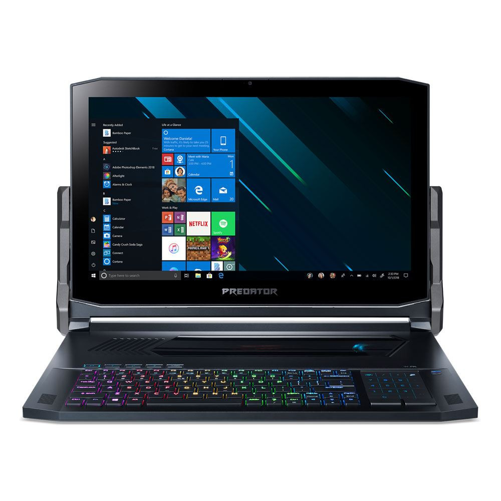 "Acer Predator Triton 900 - 17.3"" Laptop Intel i7-9750H 2.6GHz 32GB Ram 2TB HDD Windows 10 Home 