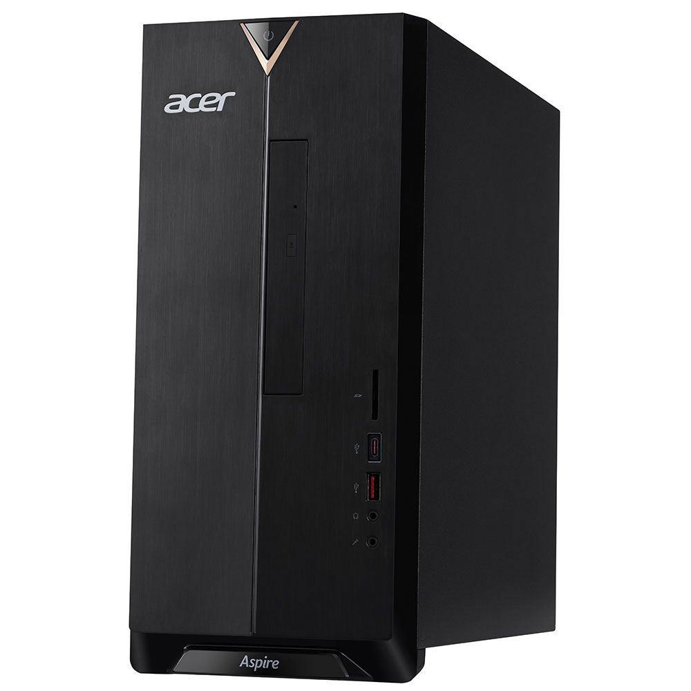 Acer Aspire Desktop Intel Core i5-9400 2.90GHz 12GB Ram 512GB SSD Windows 10 Home | TC-885-UA92