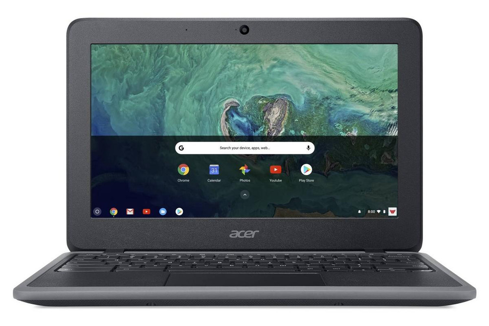 "Acer Chromebook 11 -11.6"" Intel Celeron N3350 1.1GHz 4GB Ram 32GB Flash Chrome OS 