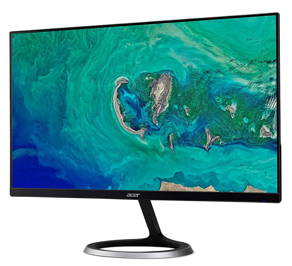 "Acer ED6 - 23.8"" Monitors Full HD 1920x1080 75Hz 16:9 4ms GTG 250 Nit 