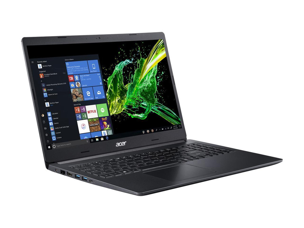 "Acer Aspire 5 - 15.6"" Laptop Intel Core i7-10510U 16GB Ram 1TB HDD Windows 10 Home 