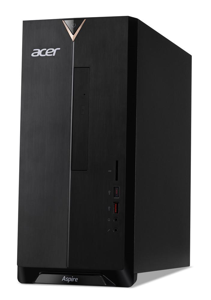 Acer Aspire TC Desktop Intel Core i3-9100 3.6GHz 8GB Ram 512GB SSD Windows 10 Home | TC-885-UR1C