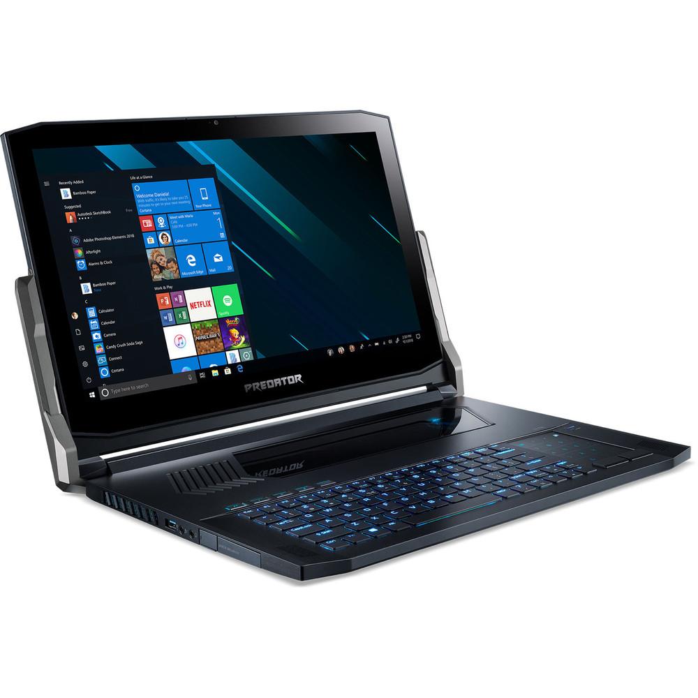 "Acer Predator Triton 900 - 17.3"" Laptop Intel i7-9750H 2.6GHz 32GB Ram 512GB SSD 1TB HDD Windows 10 Home   PT917-71-71C5"