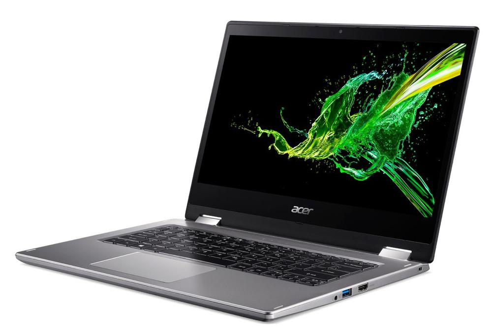 "Acer Spin 3 - 14"" Laptop Intel Core i5-8265U 1.6GHz 8GB Ram 256GB SSD Windows 10 Home | SP314-53GN-52GR | Scratch & Dent"
