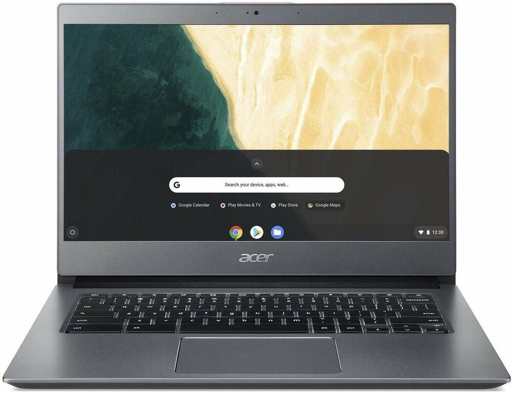 "Acer Chromebook 714 - 14"" Intel Core i3-8130U 2.2GHz 8GB Ram 64GB Flash Chrome OS | CB714-1WT-3447"