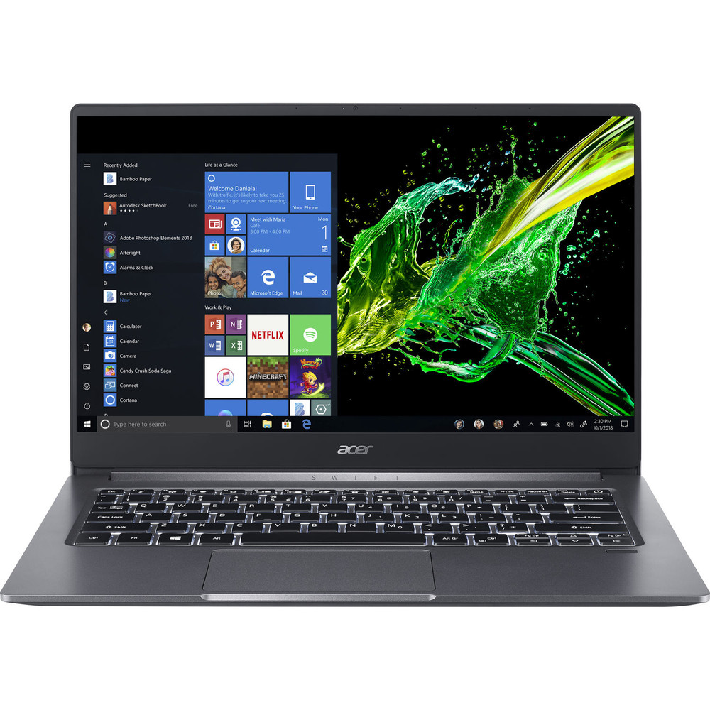 "Acer Swift 3 - 14"" Laptop Intel Core i5-1035G1 1GHz 8GB Ram 512GB SSD Windows 10 Home 