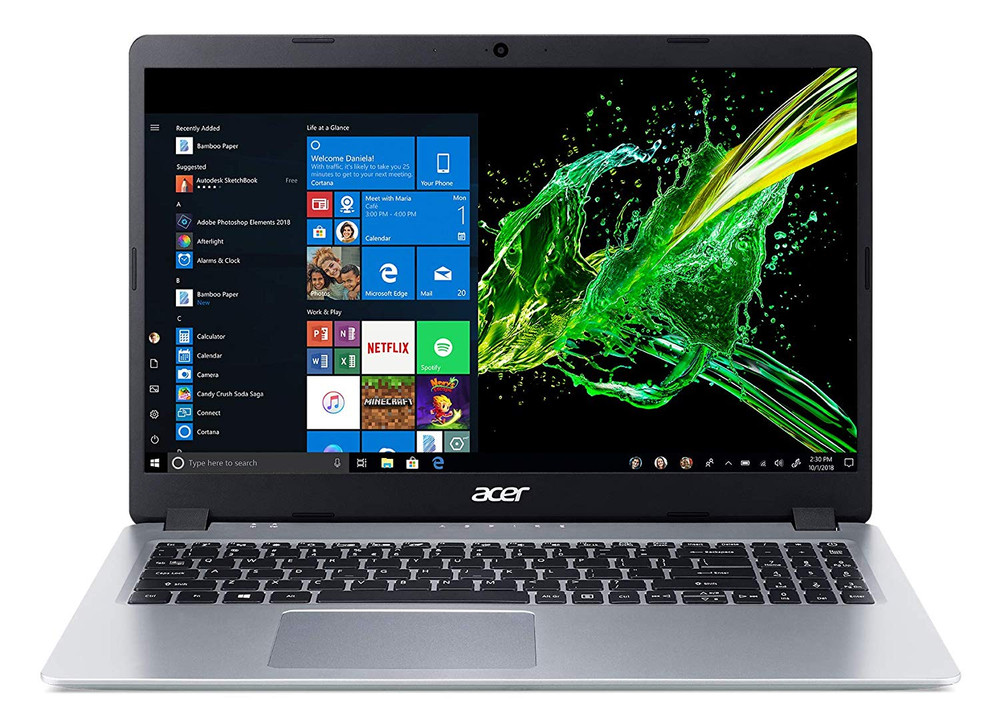 "Acer Aspire 5 - 15.6"" Laptop Intel i5-8265U 1.60GHz 8GB Ram 256GB SSD Windows 10 Home 
