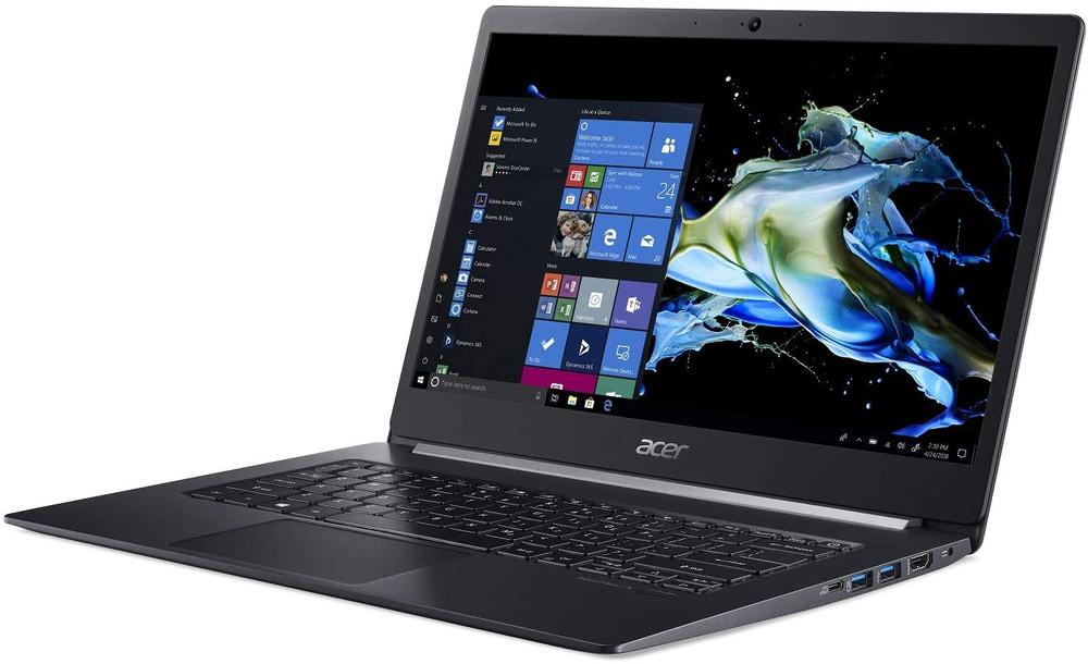 "Acer TravelMate X5 - 14"" Laptop Intel Core i7-8565U 1.8GHz 16GB Ram 512GB SSD Windows 10 Pro | TMX514-51T-72KH"