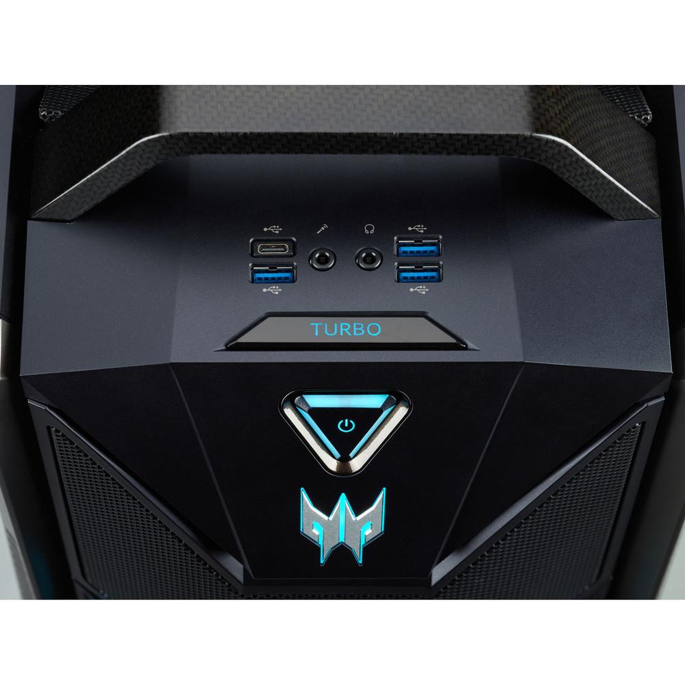 Acer Predator Orion 9000 PC Intel Core i9-7980XE 2.6GHz 64GB Ram 2TB HD 512GB SSD Windows 10 Home | PO9-900-I9K2080Ti