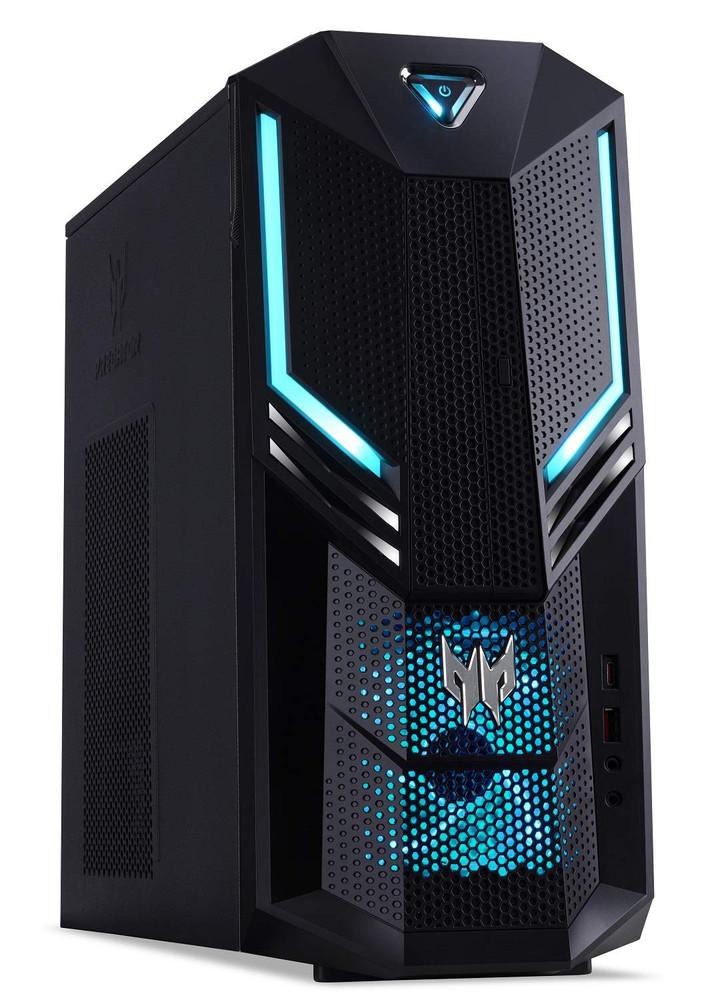 Acer Predator Orion 3000 PC Intel Core i7-8700 3.2GHz 16GB Ram 256GB SSD Windows 10 Home | PO3-600-UR20