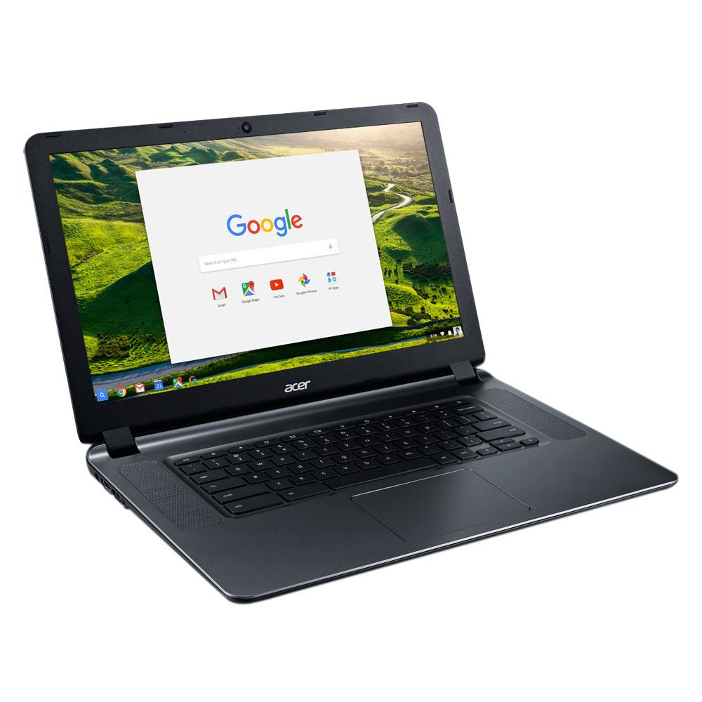 "Acer Chromebook 15 - 15.6"" Intel Celeron N3060 1.60GHz 2GB Ram 16GB Flash Chrome OS 