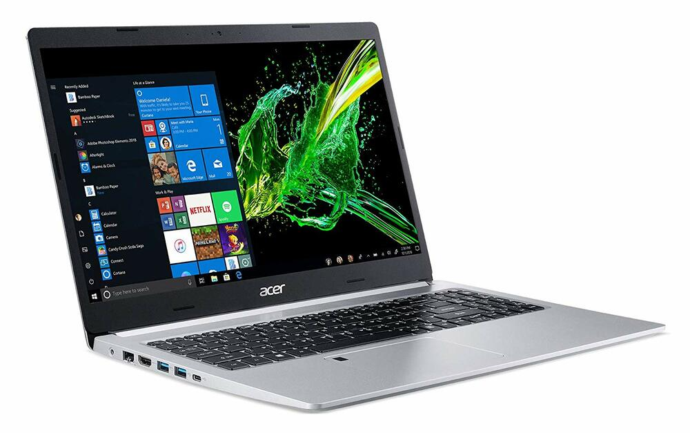 "Acer Aspire 5 - 15.6"" Laptop Intel Core i5-10210U 1.6GHz 8GB Ram 256GB SSD Windows 10 Home | A515-54-59W2 | Scratch & Dent"