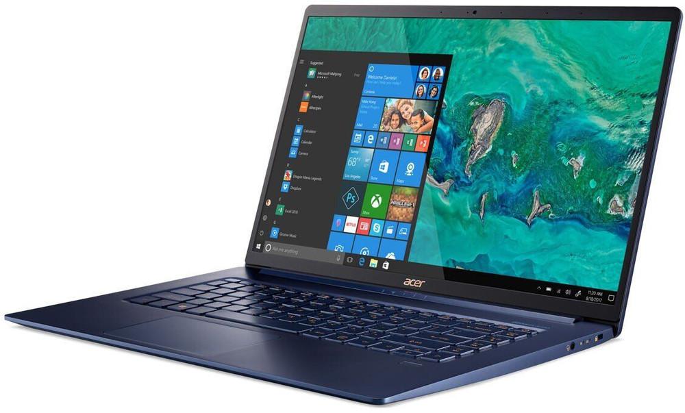"Acer Swift 5 - 15.6"" Laptop Intel Core i5-8265U 1.60GHz 8GB Ram 256GB SSD Windows 10 Home | SF515-51T-53AY"