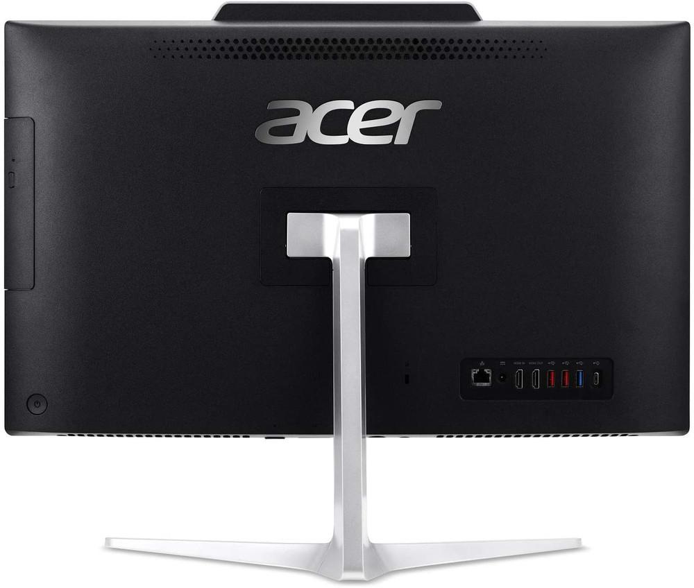 Acer Z 24 AIO Intel Core i5 9400T 1.8 GHz 12GB RAM 512GB SSD Windows 10 Home | Z24-890-UA91 | Scratch & Dent