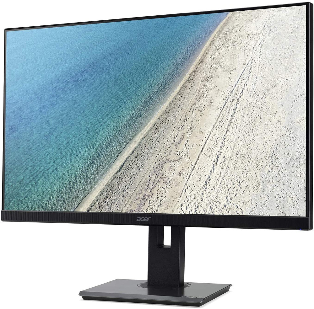 """Acer B7 - 23.8"""" Monitor Full HD 1920x1080 IPS 75Hz 4ms GTG 250Nit HDMI   B247Y bmiprczx"""