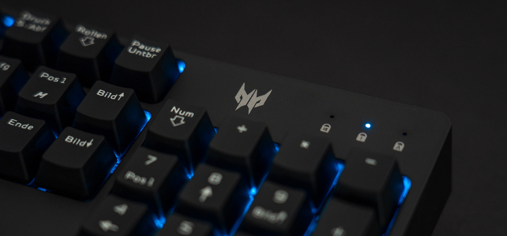 Acer Predator Aethon 300 Gaming Keyboard | Aethon Gaming Keyboard - PKB910