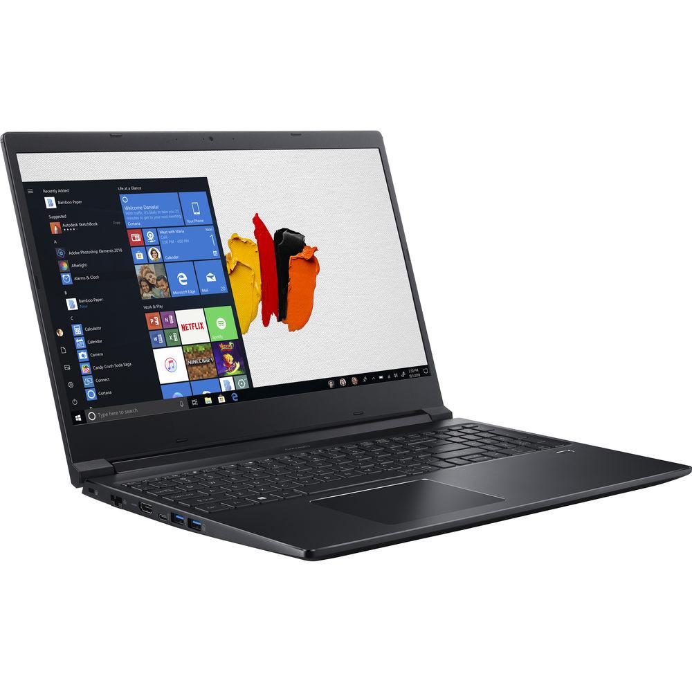 "Acer Concept D - 15.6"" Laptop Intel Core i5-9300H 2.40GHz 8GB Ram 256GB SSD Windows 10 Home | CN315-71-57J1"