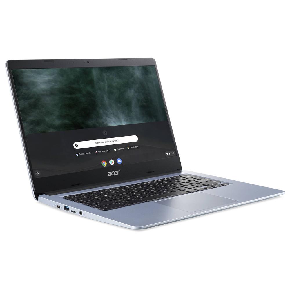 "Acer Chromebook 314 - 14"" Intel Celeron N4000 1.1GHz 4GB Ram 32GB Flash Chrome OS | CB314-1H-C66Z"
