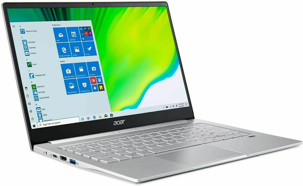 "Acer Swift 3 - 14"" Laptop AMD Ryzen 7 4700U 2GHz 8GB Ram 512GB SSD Win 10 Home 
