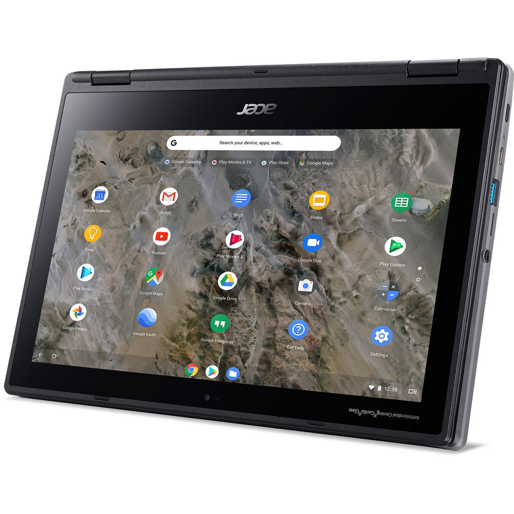 "Acer Chromebook Spin 311 - 11.6"" AMD A4-9120C 1.6GHz 4GB Ram 32GB Flash Chrome OS | R721T-28RM"