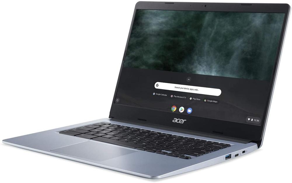 "Acer Chromebook 314 - 14"" Intel Celeron N4120 1.10GHz 4GB Ram 32GB Flash Chrome OS    C933T-C0C1"