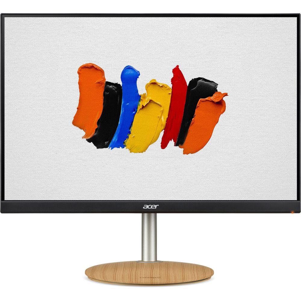 "Acer ConceptD CM2 - 24"" Monitor WUXGA 1920x1200 IPS 75Hz 16:10 1ms 350Nit    CM2241W BMIIPRZX"