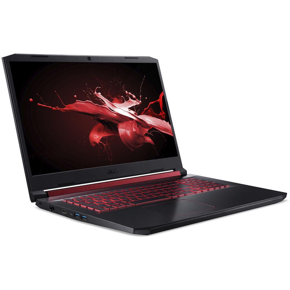 "Acer Nitro 5 - 15.6"" Laptop Intel Core i5-9300H 2.4GHz 8GB Ram 512GB SSD Windows 10 Home | AN515-54-599H"