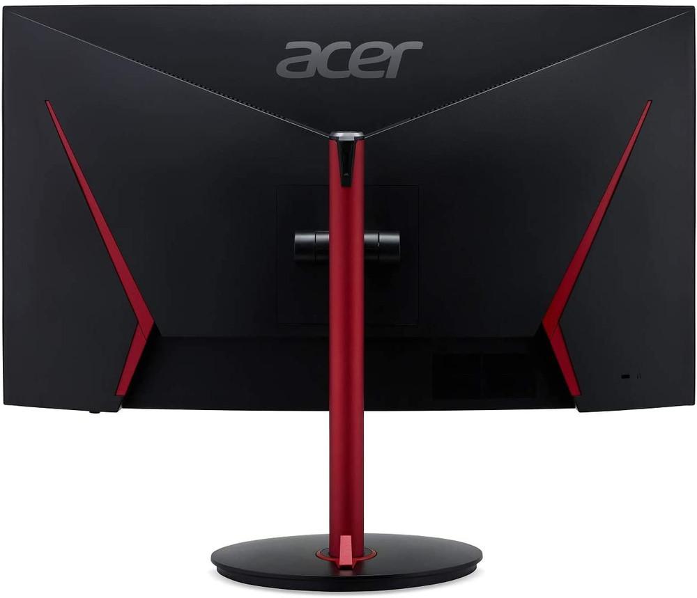 """Acer Nitro XZ2 - 27"""" Monitor Full HD 1920x1080 165Hz 16:9 1ms VRB 400Nit   XZ272 Sbmiiphx"""