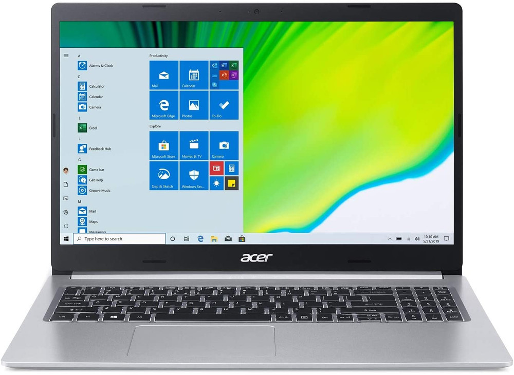 "Acer Aspire 5 - 15.6"" Laptop AMD Ryzen 7 4700U 2GHz 8GB Ram 512GB SSD Windows 10 Home 