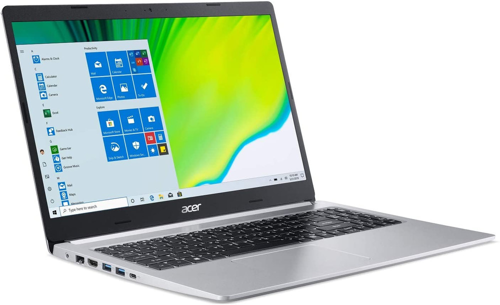 "Acer Aspire 5 - 15.6"" Laptop AMD Ryzen 5 4500U 2.3GHz 8GB Ram 256GB SSD Windows 10 Home 