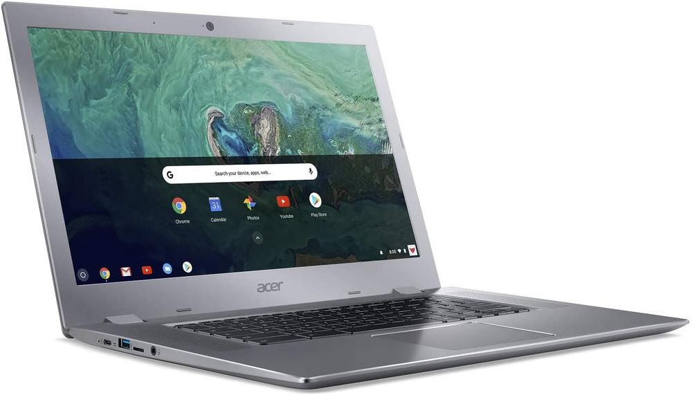 "Acer Chromebook 15 CB315 - 15.6"" Intel Celeron N3350 1.10GHz 4GB Ram 32GB Flash Chrome OS | CB315-1HT-C4RY | Scratch & Dent"