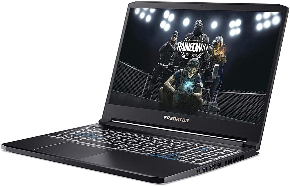 "Acer Predator Triton 300 - 15.6"" Laptop Intel Core i7-10750H 2.6GHz 32GB Ram 1TB SSD Windows 10 Home | PT315-52-7337"