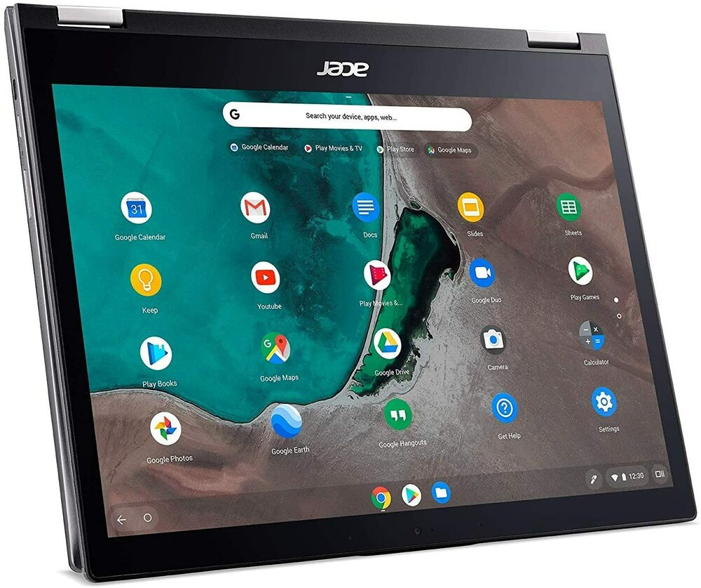 "Acer Chromebook Spin 713 - 13.5"" Intel Core i5-10210U 1.60GHz 8GB Ram 128GB SSD Chrome OS | CP713-2W-5874 | Scratch & Dent"