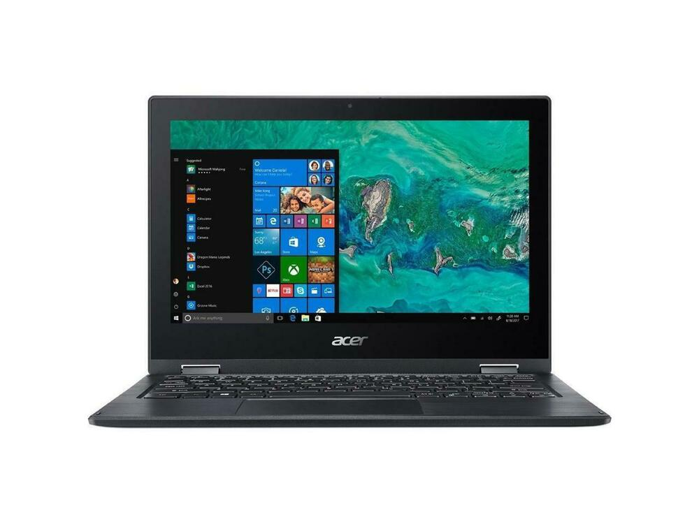 "Acer Spin 1 - 11.6"" Laptop Intel Pentium Silver N5000 1.10GHz 4GB Ram 64GB Flash Windows 10 Home 
