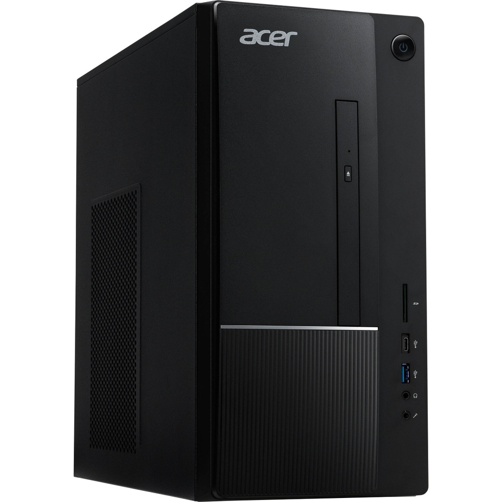 Acer Desktop Intel Core i3-9100 4.2GHz 8GB Ram 512GB SSD Windows 10 Home | TC-885-UA91 | Scratch & Dent