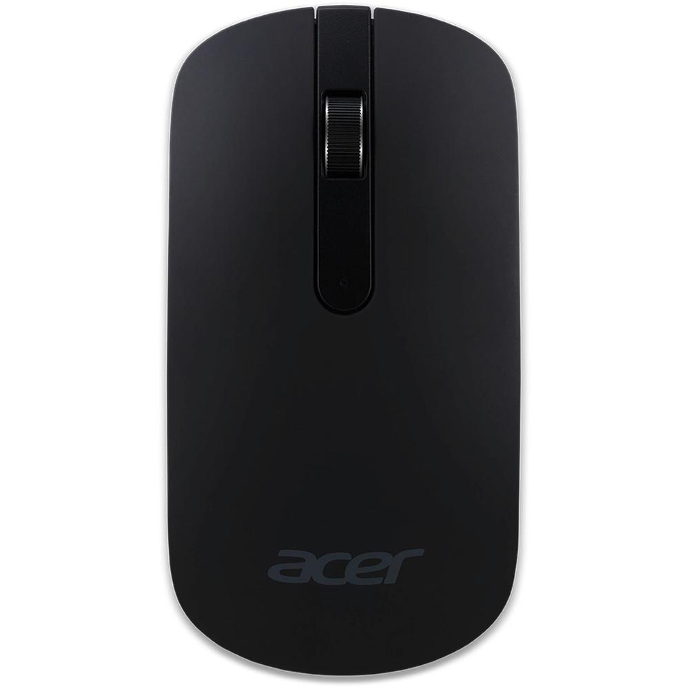 Acer Ultra-Slim Optical Mouse - AMR820 - Black | Ultra-Slim Optical Mouse - AMR820 - Black
