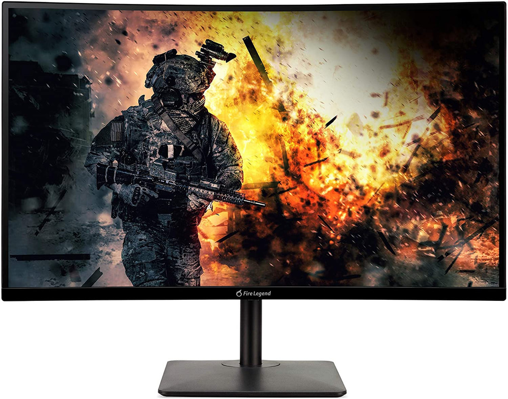 "AOPEN 27HC5R - 27"" Monitor Full HD 1920x1080 165Hz 16:9 1ms TVR 250Nit HDMI | 27HC5R Zbmiipx"