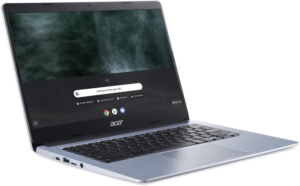 "Acer Chromebook 314 - 14"" Intel Celeron N4000 1.1GHz 4GB Ram 64GB Flash Chrome OS | CB314-1HT-C7C0 | Scratch & Dent"
