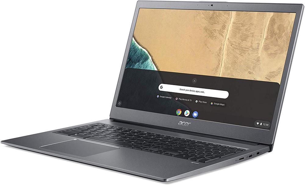 "Acer Chromebook 715 - 15.6"" Intel Pentium 4417U 2.3GHz 8GB Ram 64GB Flash Chrome OS | CB715-1WT-P5DW"