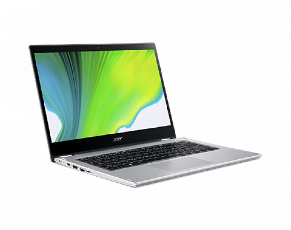 "Acer Spin 3 - 14"" Laptop AMD Ryzen 3 3250U 2.6GHz 4GB Ram 128GB SSD Windows 10 Home S | SP314-21-R56W | Scratch & Dent"