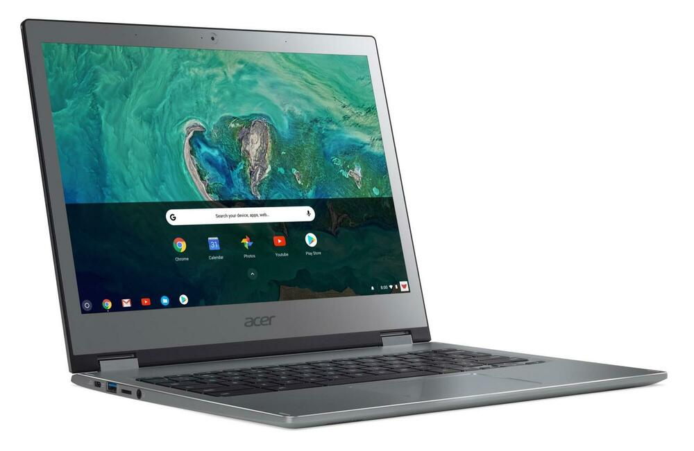 "Acer Chromebook 13.5"" Intel Core i5-8350U 1.7GHz 8GB Ram 64GB Flash Chrome OS | CB713-1W-5549"