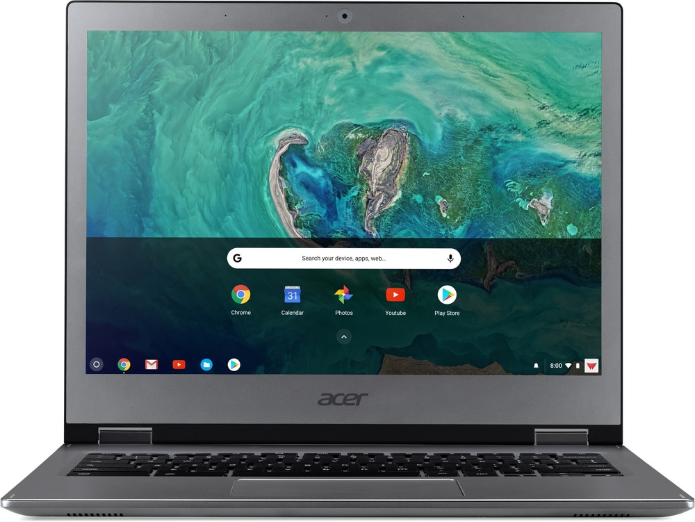 "Acer Chromebook 13.5"" Intel Core i5-8350U 1.7GHz 8GB Ram 64GB Flash Chrome OS 