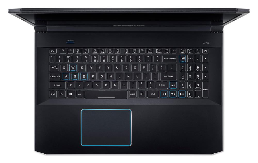 "Acer Predator Helios 300 - 17.3"" Intel Core i7-9750H 2.6GHz 16GB Ram 512GB SSD Windows 10 Pro   PH317-53-71D6"